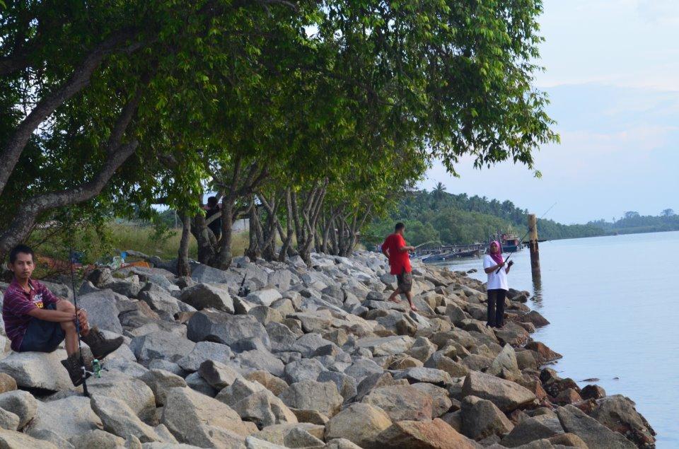 Cuti-cuti Kelantan: Pantai Senok, Bachok Kelantan