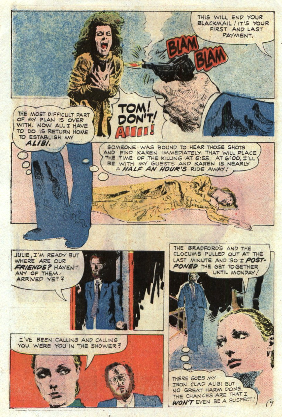 Read online Scary Tales comic -  Issue #12 - 12