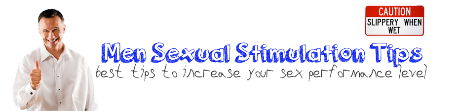 Men Sexual Stimulation Tips