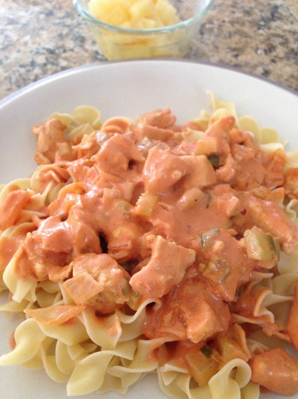 garlic cream sauce pasta with cajun cream sauce hair pasta with green ...
