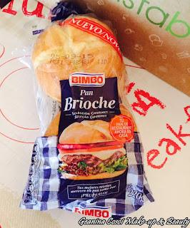 Bimbo pan brioche degustabox agosto 2015
