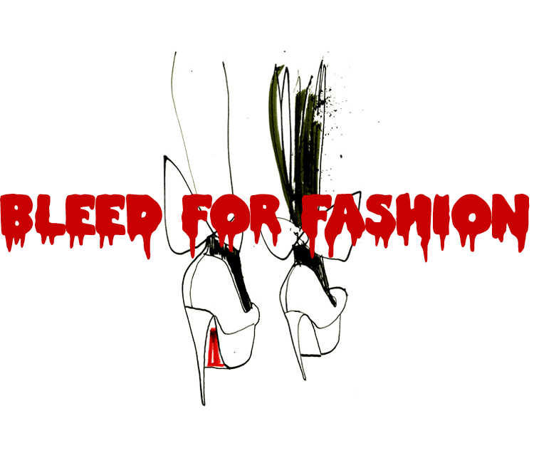 BLEED FOR FASHION