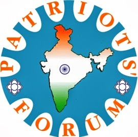 Patriots' Forum … to Study demographic threat to India's secular identity and civilizational ethos.