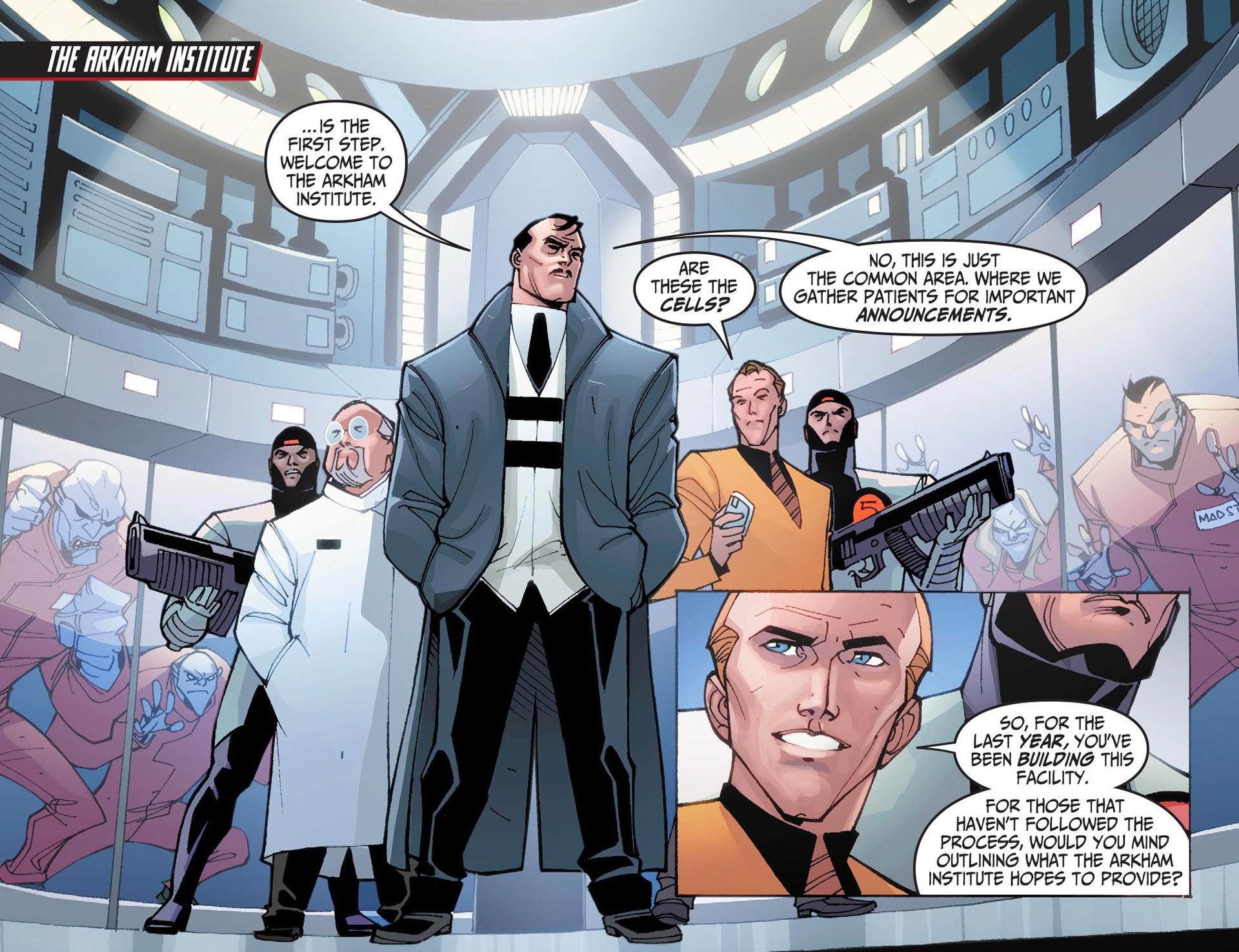 Batman Beyond 2.0 #1 #40 - English 5
