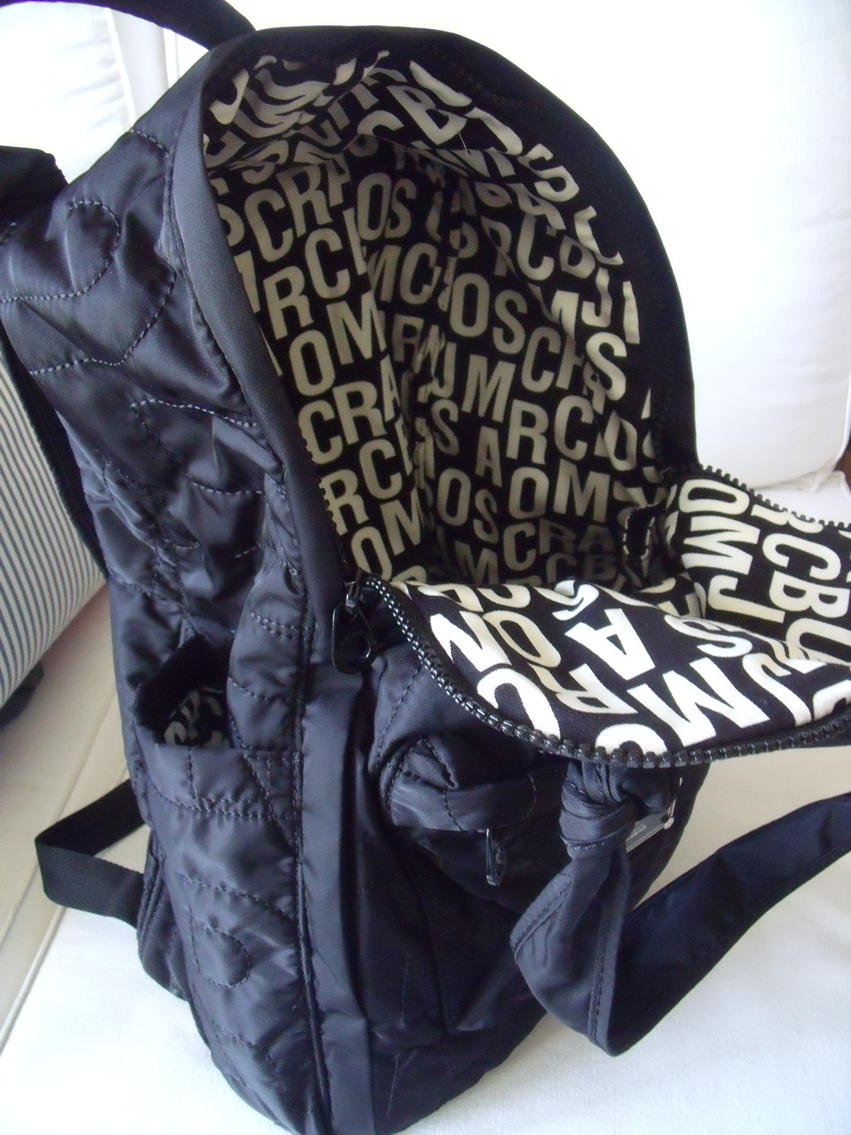 64356094a4ba Marc Jacobs Pretty Nylon Backpack- Fenix Toulouse Handball