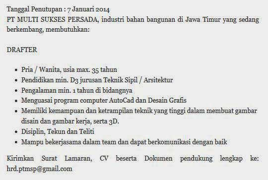 lowongan-kerja-sampang-madura-terbaru-januari-2014