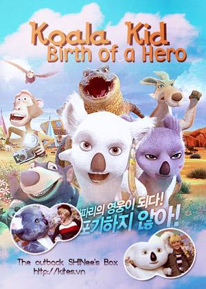 Lạc Trong Rừng Sâu Vietsub - Koala Kid Birth of a Hero Vietsub - The Outback Vietsub (2012)