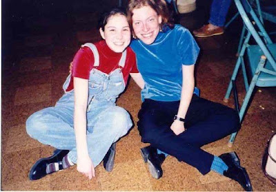 Throwback Thursday, #throwbackthursday, #tbt, overalls, denim overalls, fashion, 1980s, 1990s