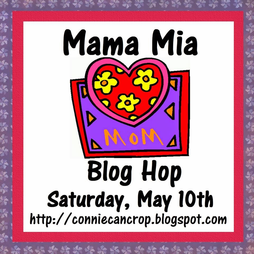 MAMMA MIA BLOG HOP - MAY 10TH