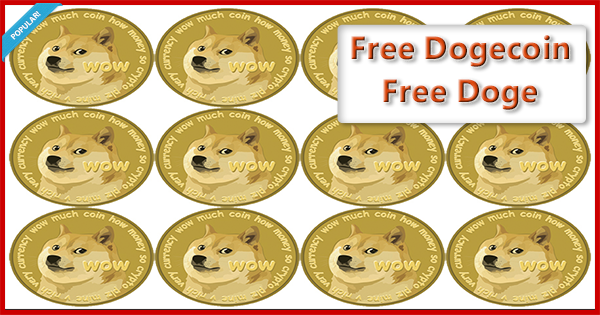 Dogecoin Faucet List, Business Opportunity, Extra Income, Get Paid, Make Money Online