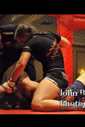 Baby Face Maureen Riordon, New Colorado MMA Star