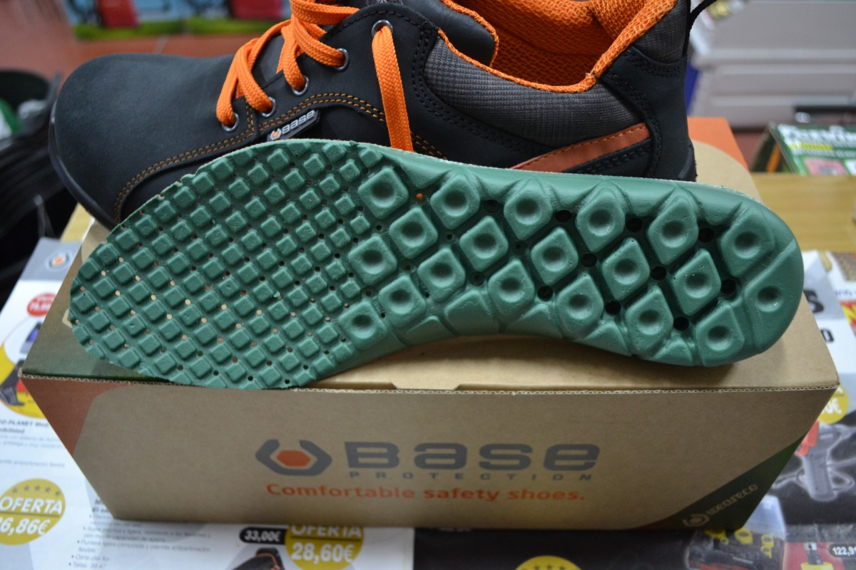 zapato seguridad BASE