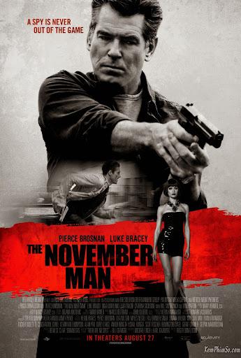 Sát Thủ Tháng 11 - The November Man
