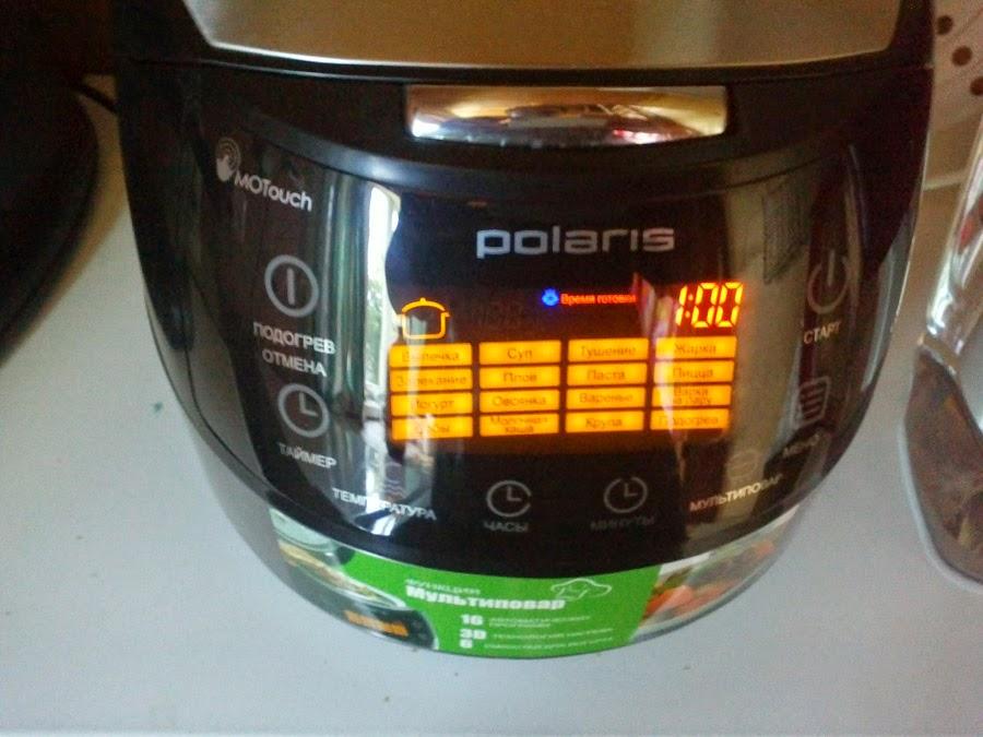 Дисплей мультиварки Polaris PMC 0517 AD