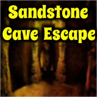 AvmGames Sandstone Cave Escape Walkthrough