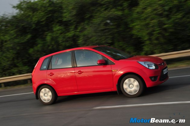 Ford Figo Facelift - Upcoming Car On Diwali