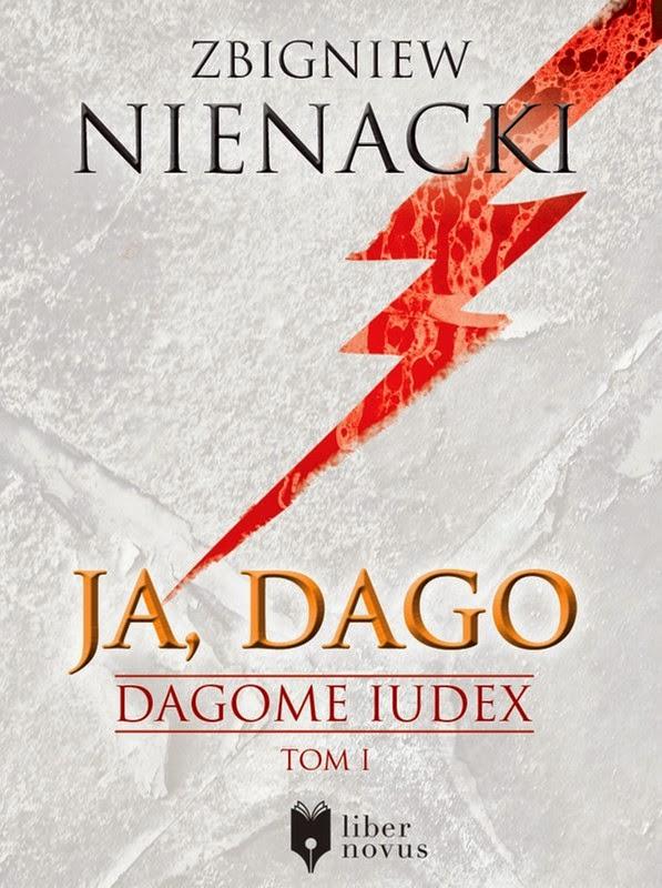 Ja, Dago - okładka