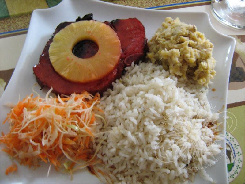 Cocina Costarricense: chuletas ahumadas