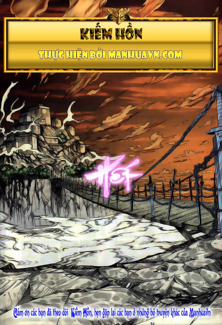 Kiếm Hồn - Sword Soul chap 63 - Trang 33
