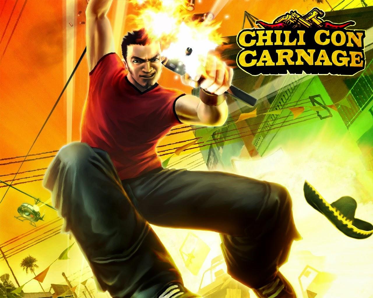 chili carnage psp: