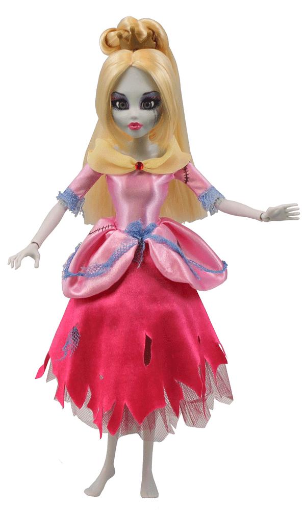 Princesa zombie Cenicienta