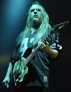 Jeff Hanneman art sound slayer