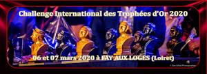 Challenge International des Trophées d'Or 2020