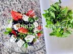Salata cu avocado si patrunjel preparare reteta