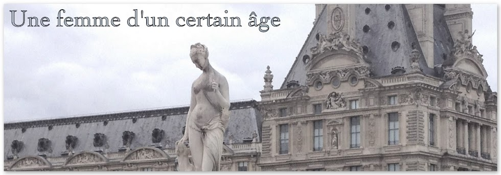 Une femme d&#39;un certain age