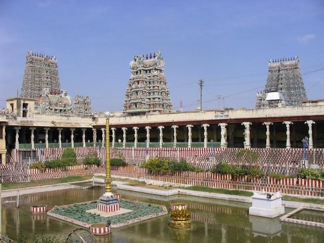 இமயம் முதல் குமரி வரை எத்தனை ஆலயங்கள்  Temple+15+Madurai