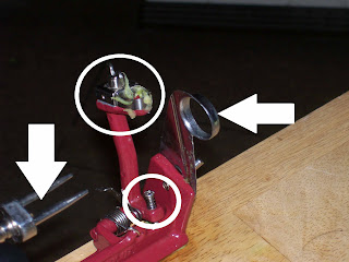 apple peeler and corer instructions