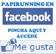 ¡¡ PAPI RUNNING EN FACEBOOK !!