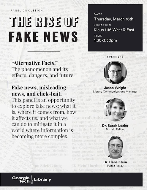 Fake News Alternative Facts and Librarians As Dedicated