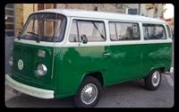 Calogero...VW bus'74