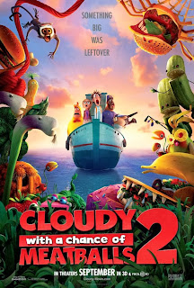 Watch Cloudy with a Chance of Meatballs 2 (2013) movie free online