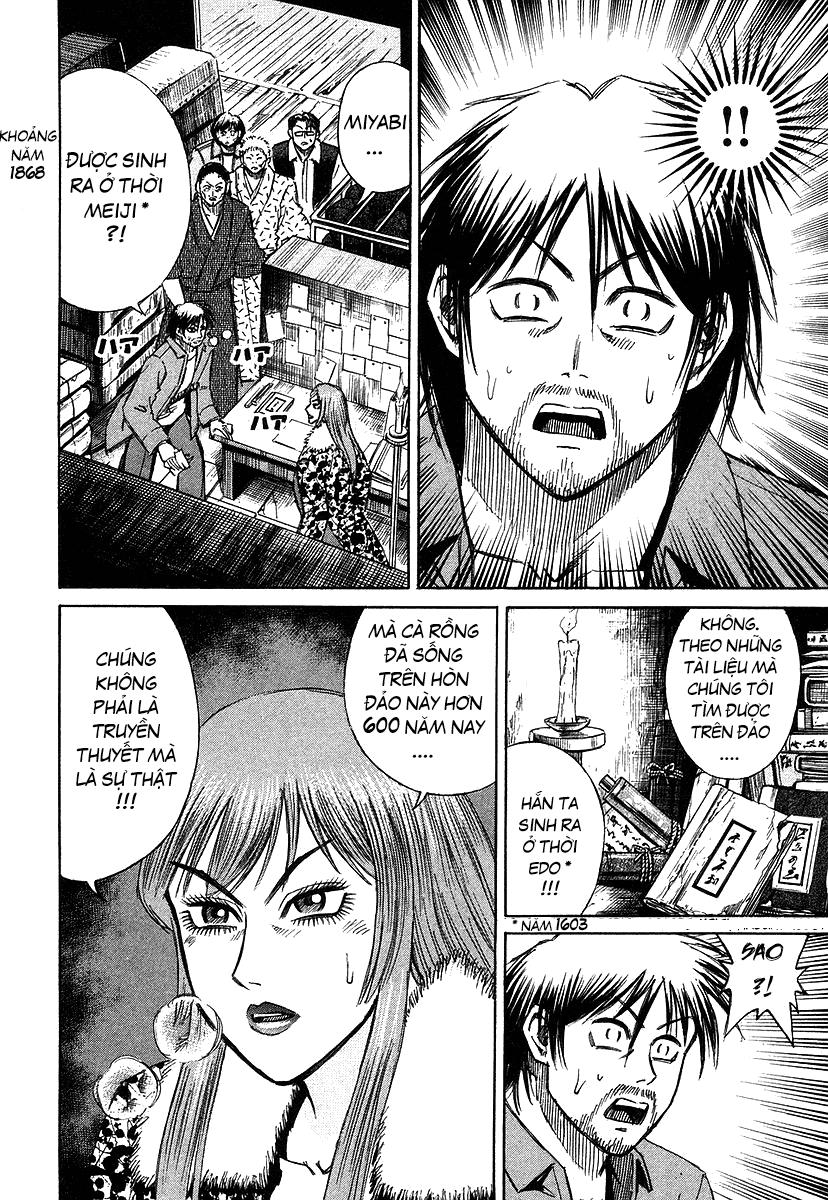 Higanjima chap 102 page 18 - IZTruyenTranh.com
