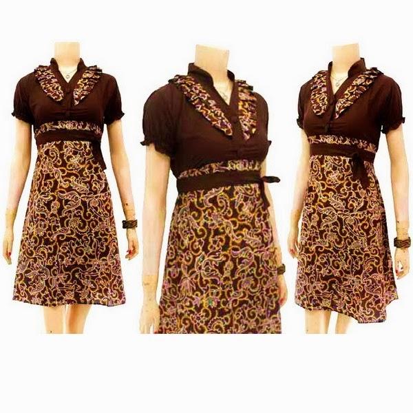Model baju dress batik modern gaun batik hd wallpapers