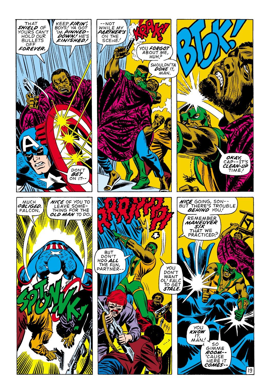 Captain America (1968) Issue #138 #52 - English 19