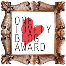 Un premio al blog!