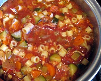 Jan's Kitchen Tuscan Chicken Soup