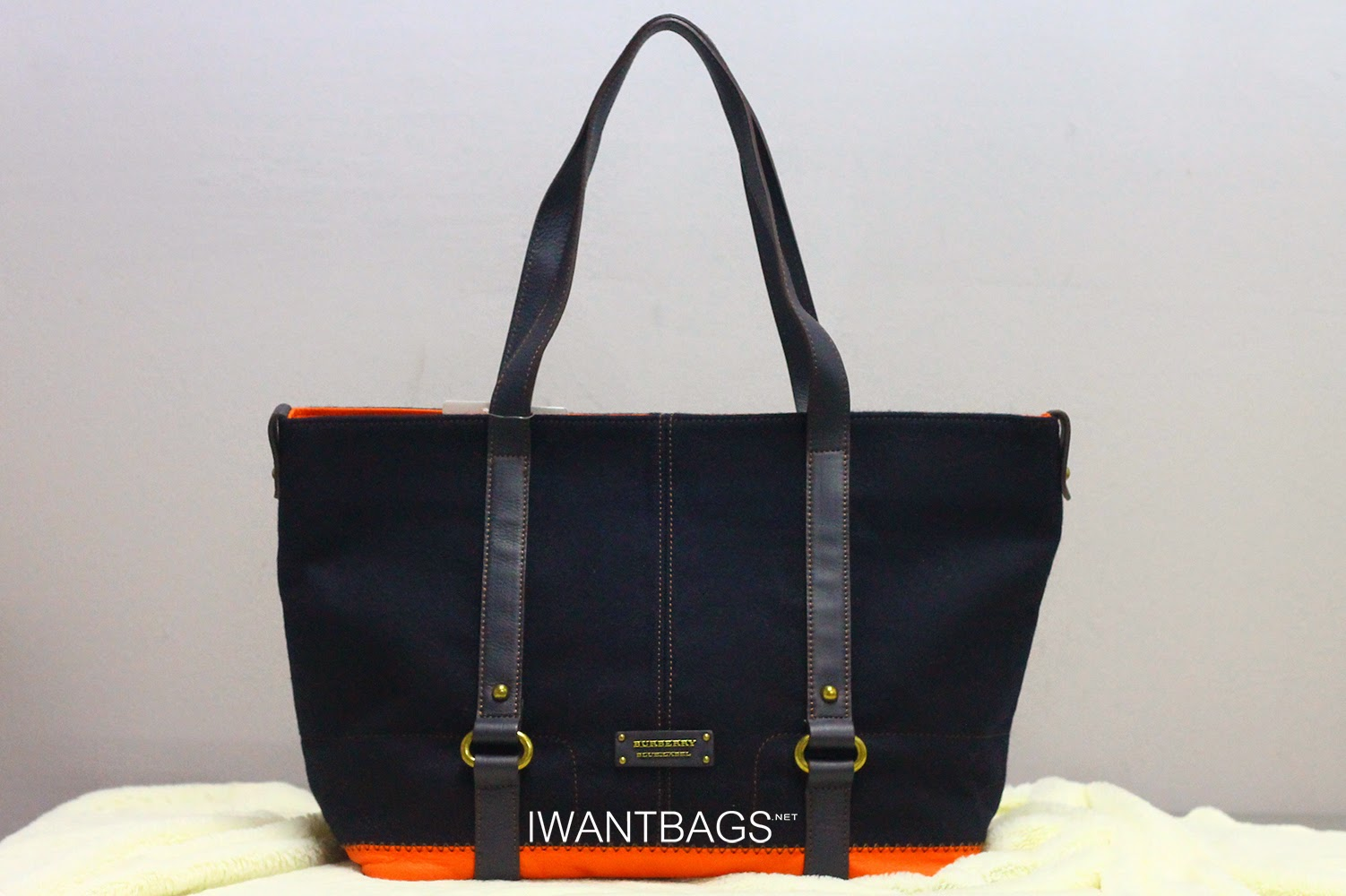 Exclusive Burberry Blue Label Totes (JAPAN)