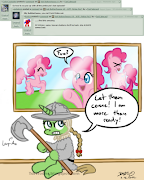 Ask Buttercheese #11Too many Pinkie Pies