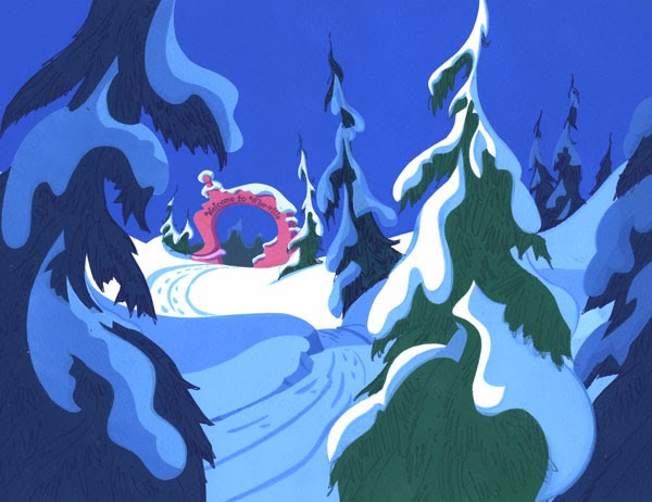 ... Animation Design: How The Grinch Stole Christmas: A Christmas Classic
