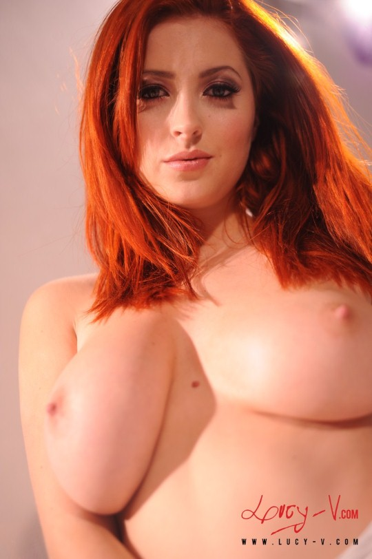 Busty Redhead Lucy V gets NUDE to show her Huge natural breasts 06 Free 3gp adult video clips for mobile. Careful to keep any chance gleam of ...