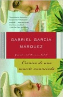 Crónica de una muerte anunciada, Gabriel García Márquez