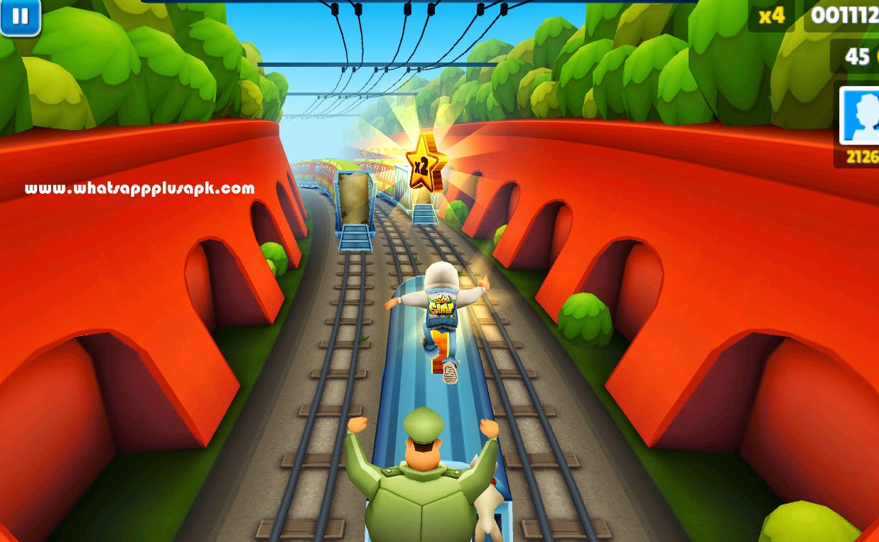 subway surf online play