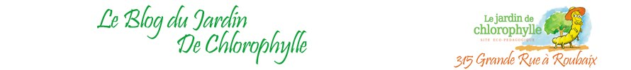 Le blog du Jardin de Chlorophylle