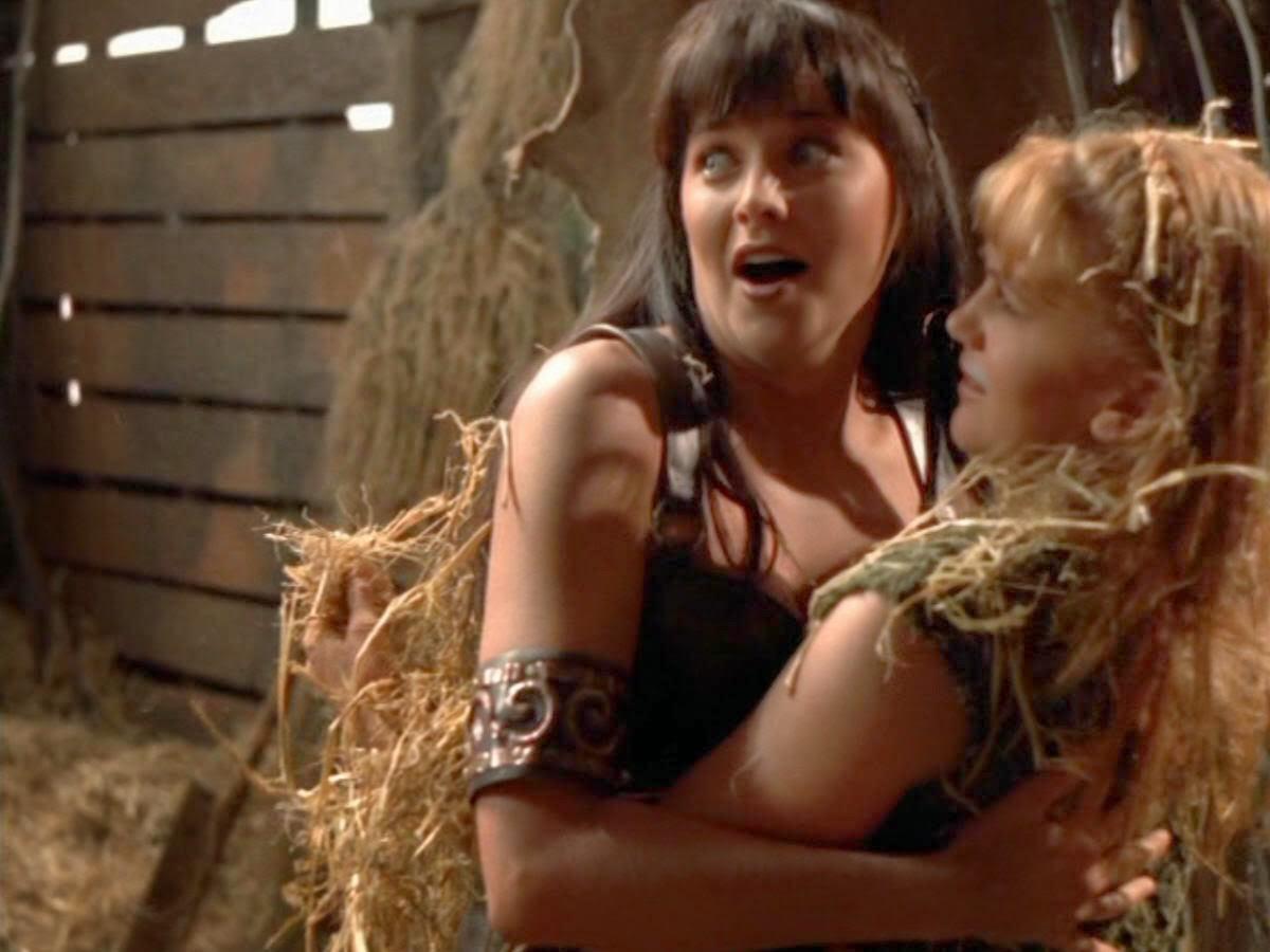Xena y Gabby