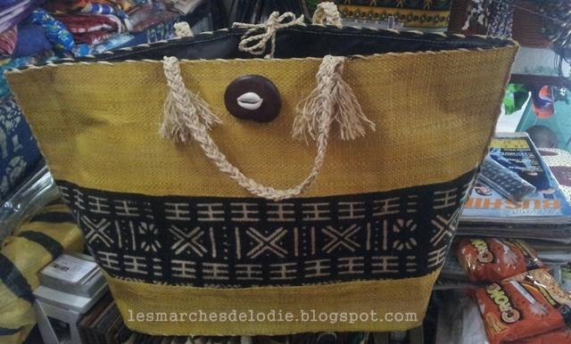Marché des artisans - Douala - Accessoires - Les Marches d'Elodie