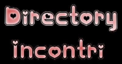 Directory Incontri